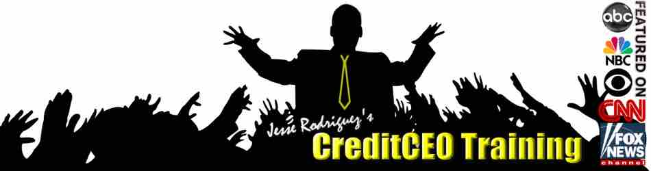 CreditCEO Credit Restoration Training
